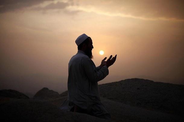 berdoa sebagai persiapan umroh