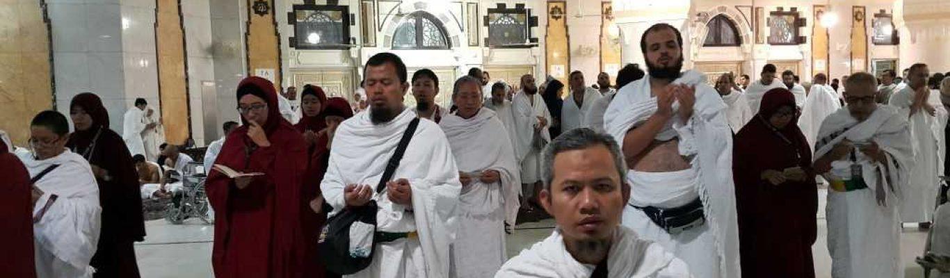 jamaah umroh murah sesuai sunnah - haramain tour